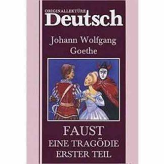 Фауст Faust Eine tragodie Erster Teil 1