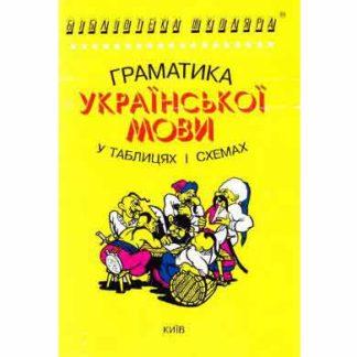 Граматика української мови в таблицях і схемах