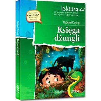 Книга Джунглів на польській мові Księga dżungli
