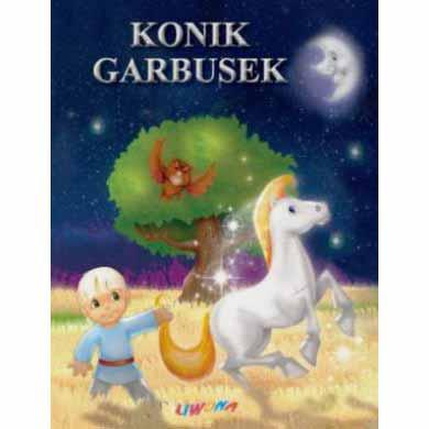 Коник-Горбоконик на польській мові Konik Garbusek