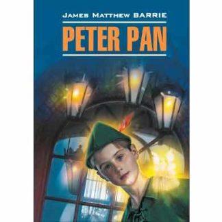 Пітер Пен Peter Pan Barrie J. англійською мовою