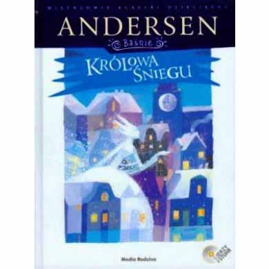 Снігова королева на польській мові Królowa śniegu