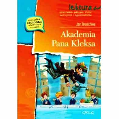Академія пана Ляпки на польській мові
