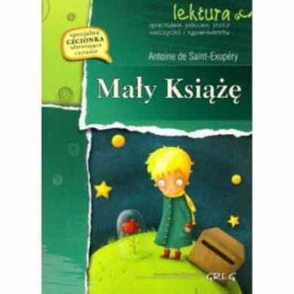 Маленький принц на польській мові Mały Książę