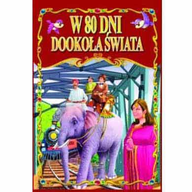 Навколо світу за 80 днів на польській мові W 80 dni dookoła świata