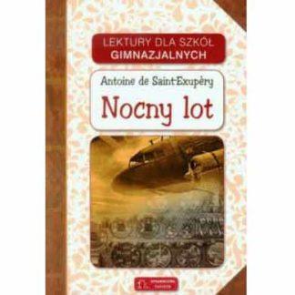 Нічний політ Антуан де Сент-Екзюпері на польській мові