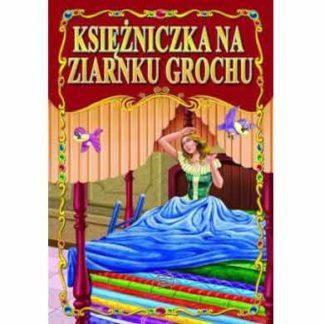 Принцеса на горошині на польській мові